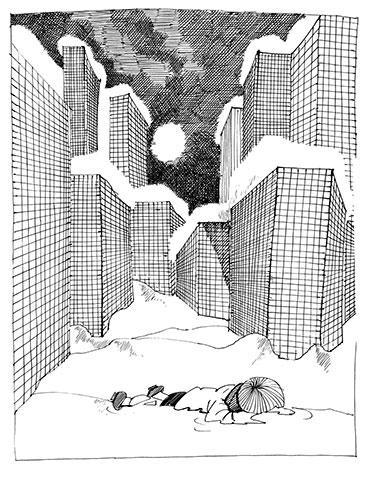 Unmenschliche Architektur