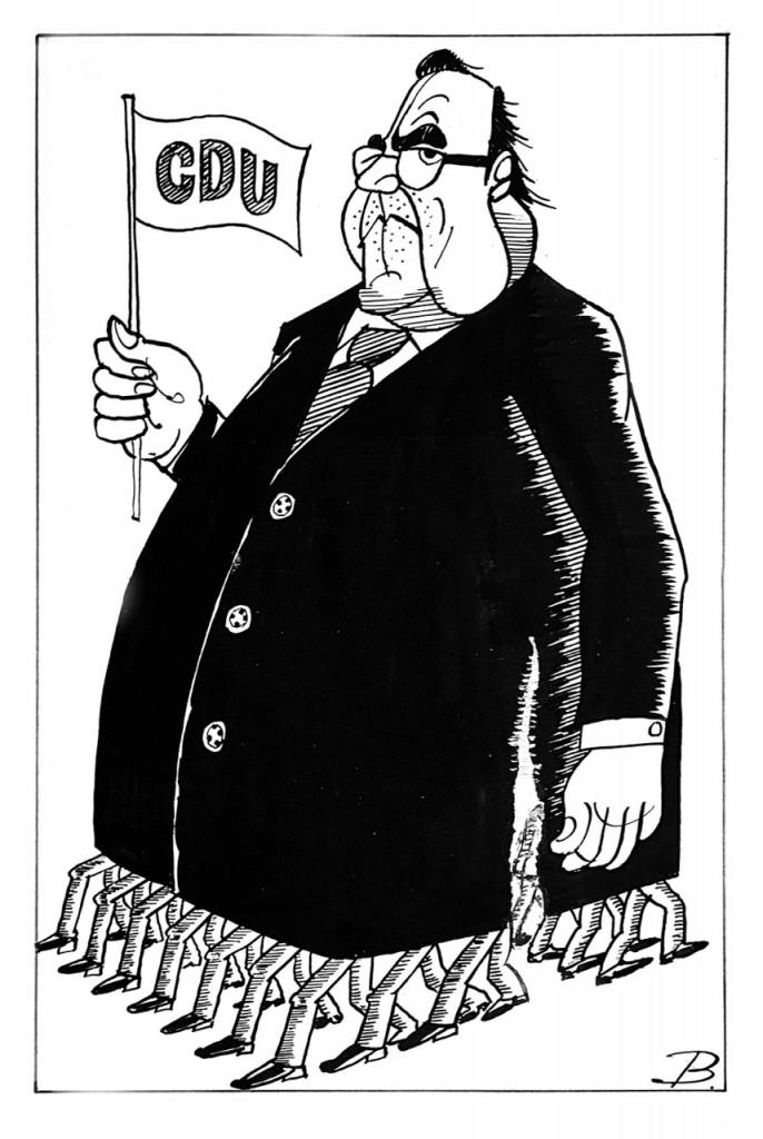 Helmut_Kohl_CDU innere Zerissenheit
