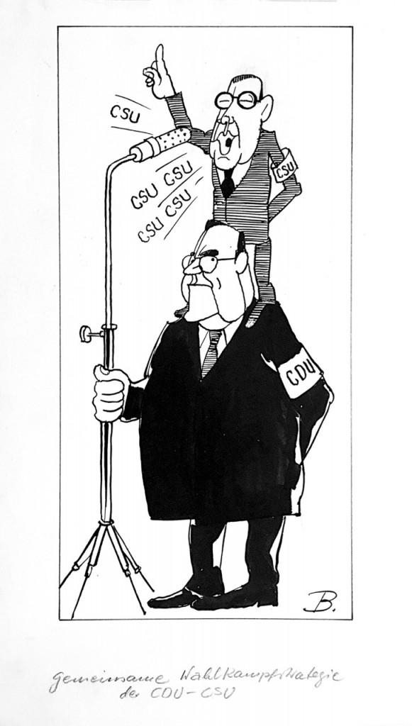 Helmut_Kohl_gemeinsame Wahlkampf-Strategie