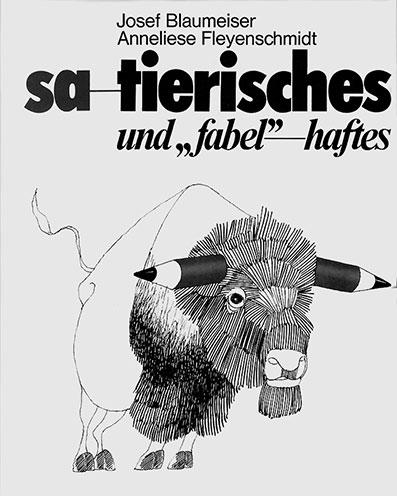 Sa-tierisches und Fabel-haftes -das Buch-
