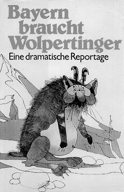 Bayern braucht Wolpertinger -das Buch-